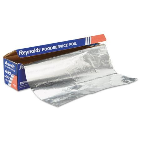 Heavy Duty Foil - Reynolds Wrap Heavy Duty Aluminum Foil Roll, 18
