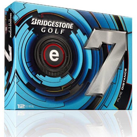 Bridgestone e7 12 pk Golf Balls, White