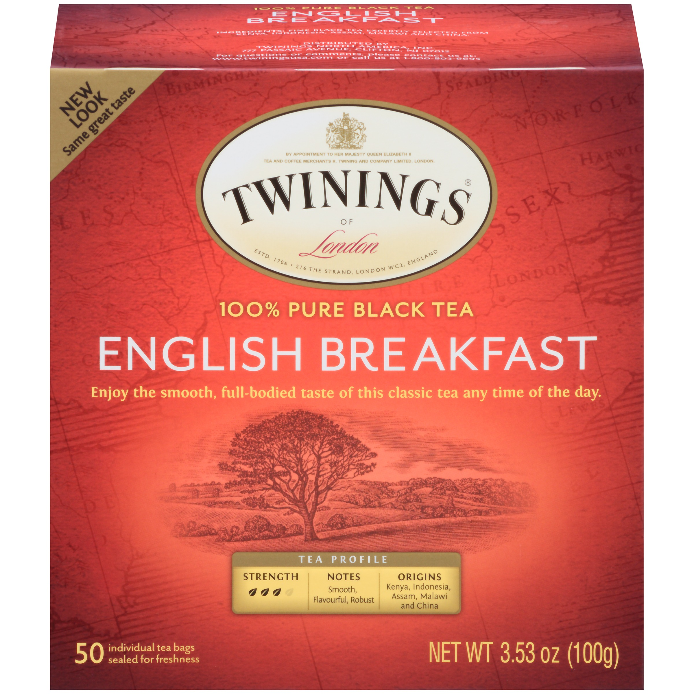 Stunning Twinings Of London   English Breakfast  Ct Tea Bags  Oz  With Likable Twinings Of London   English Breakfast  Ct Tea Bags  Oz Box   Walmartcom With Delectable Garden Of Earthly Pleasures Also Potager Garden Design Ideas In Addition Long Garden Designs And Good Places To Eat Near Covent Garden As Well As Hatton Garden Loose Diamonds Additionally The Garden Centre From Walmartcom With   Likable Twinings Of London   English Breakfast  Ct Tea Bags  Oz  With Delectable Twinings Of London   English Breakfast  Ct Tea Bags  Oz Box   Walmartcom And Stunning Garden Of Earthly Pleasures Also Potager Garden Design Ideas In Addition Long Garden Designs From Walmartcom