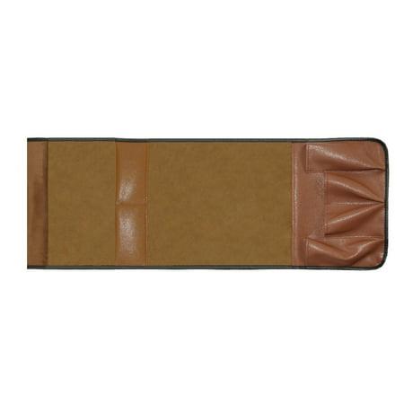 Famure Sofa Armrest Storage Organizer with 7 Pockets Armchair Caddy