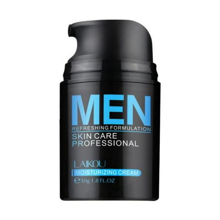 10g Cream (Men Skin Care Repair Lotion Moisturizing Oil Balance Face)