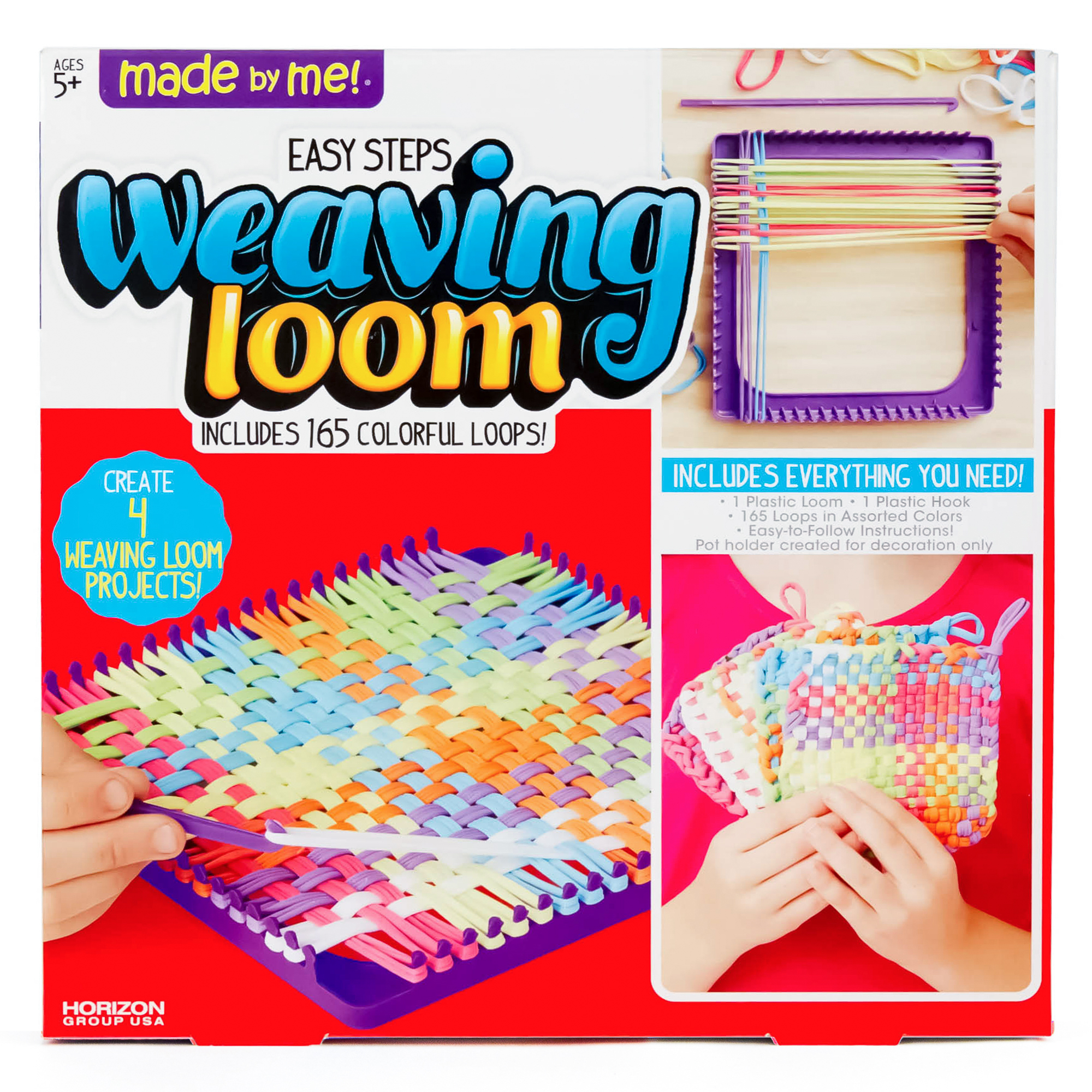 made by me weaving loom by horizon group usa walmart com