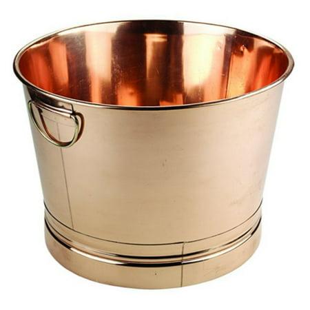 Old Dutch Decor (Old Dutch Round Decor Copper Party Tub )