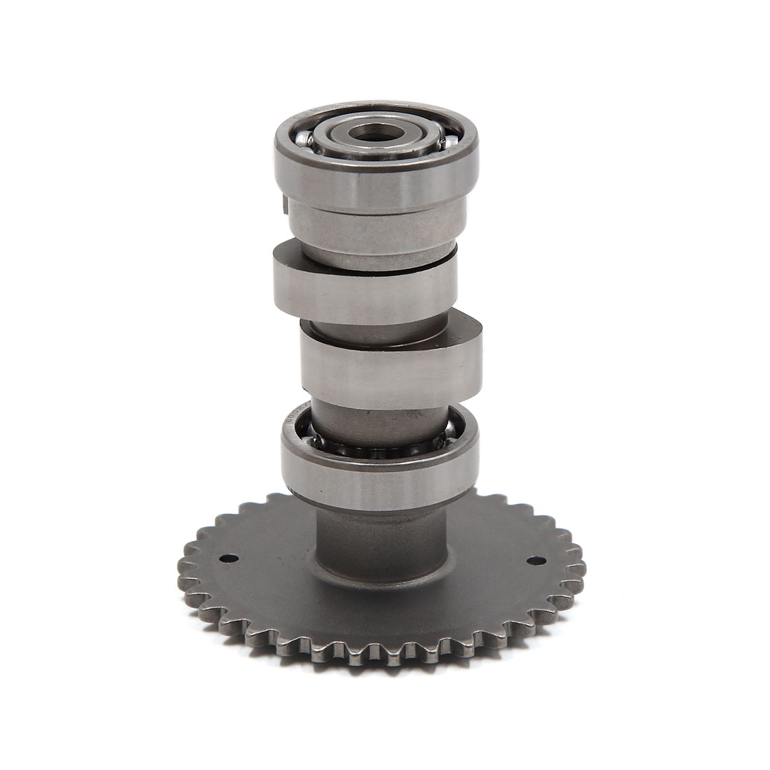 Steel Motorcycle Scooter Timing Gear Intake Exhaust Cam Camshaft for Honda WH125 - image 1 of 4