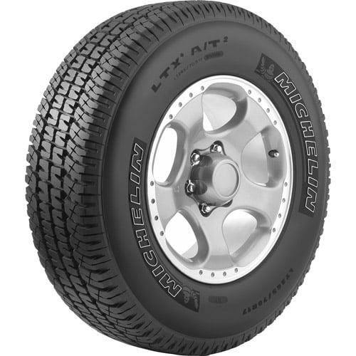 Michelin LTX A/T2 Tire P265/70R17 113S ORWL
