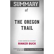 Summary of The Oregon Trail - eBook