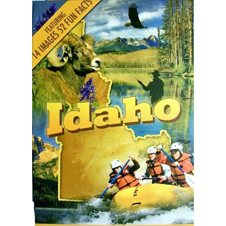 Idaho Souvenir Playing Cards ()