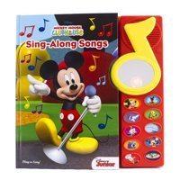 Play-A-Song: Disney Mickey Mouse Clubhouse: Sing-Along Songs (Board Book)