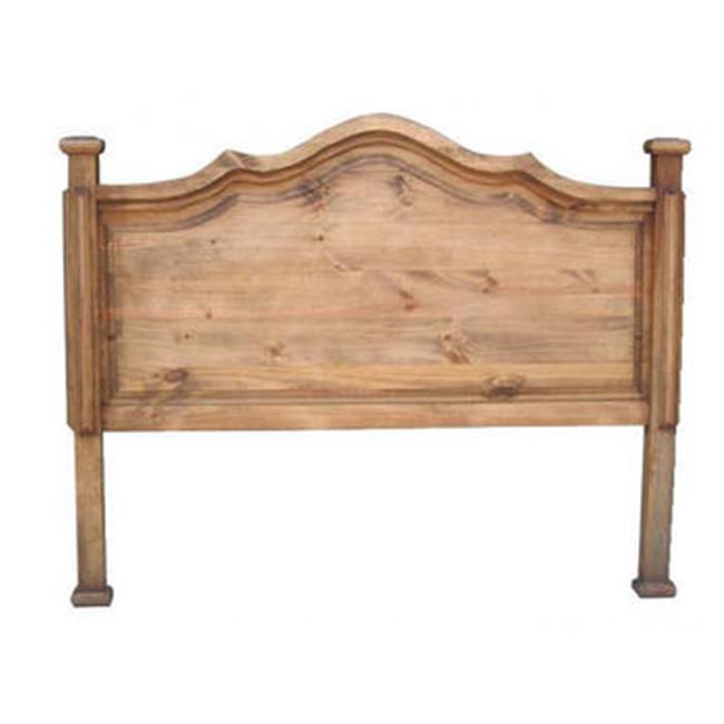 Million Dollar Rustic 02-1-10-33-1 Roma Twin Headboard