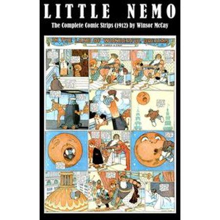 Age Comic Book (Little Nemo - The Complete Comic Strips (1912) by Winsor McCay (Platinum Age Vintage Comics) -)