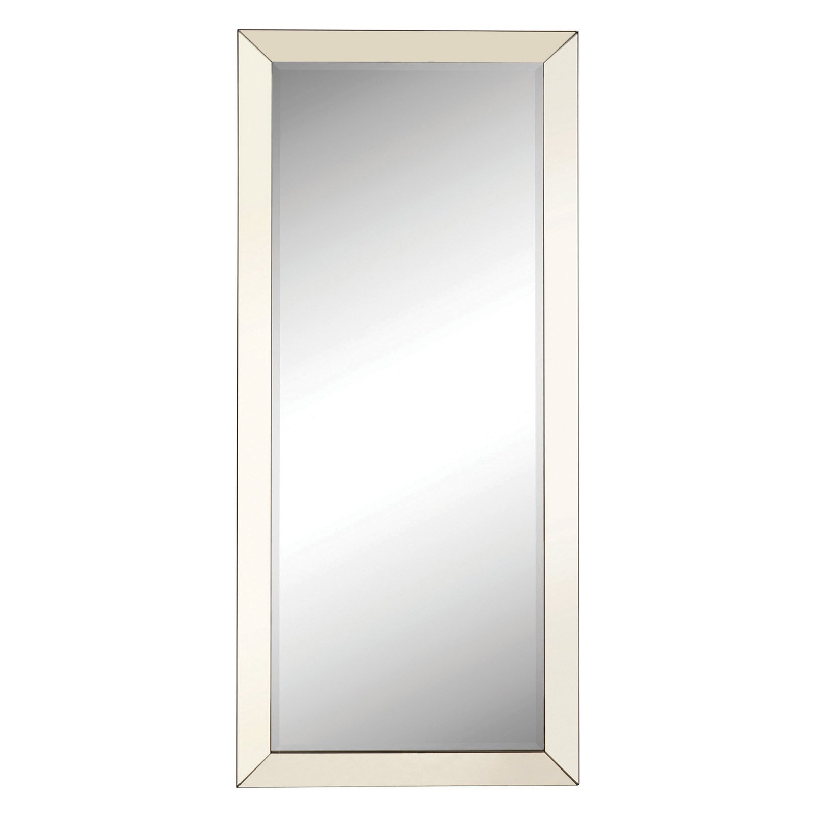Large Mirrors For Wall Full Length Free Standing Mirror Floor Body Lean Beveled