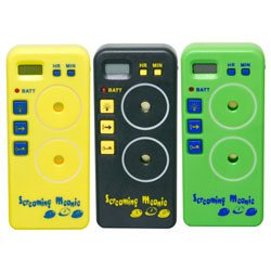 Screaming Meanie 110 Alarm Timer TZ-120 - Assorted Colors