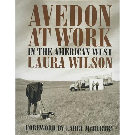 Avedon at Work: In the American West by