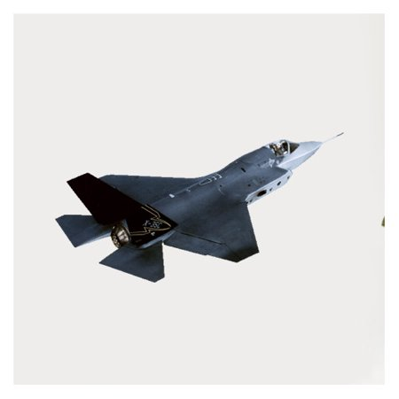 Wallhogs Lockheed Martin X 35C Cutout Wall Decal