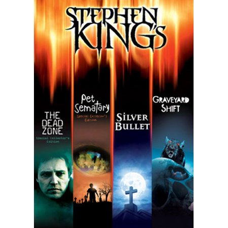 Halloween Collection (STEPHEN KING COLLECTION (DVD/4PK) NLA)