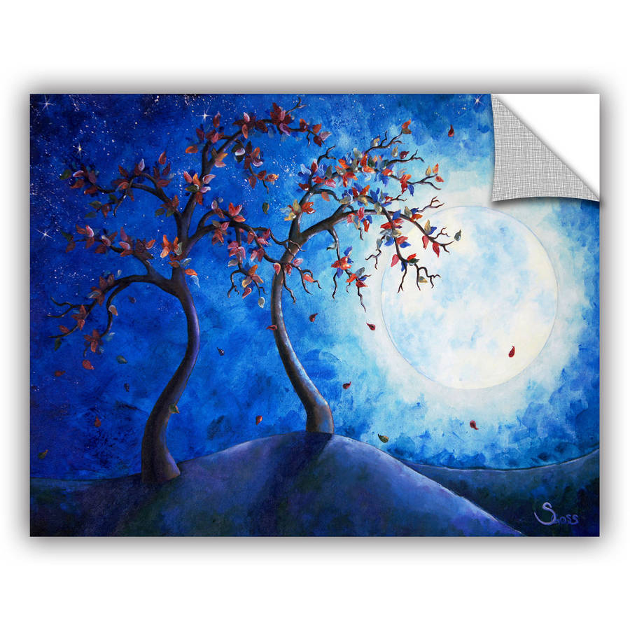 "ArtAppealz Shiela Gosselin ""Into the Light"" Removable Wall Art"