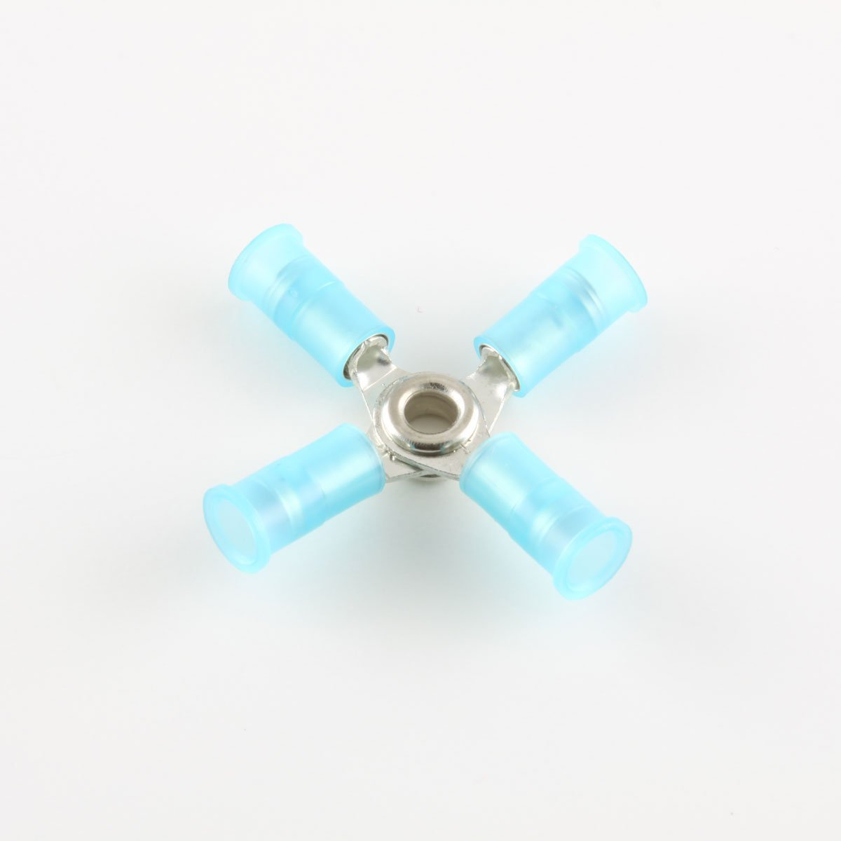 16-14 Ga. Nylon-Insulated 4-Way Terminals - (pack of 10)