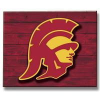 Team Sports America NCAA Lit Wall D cor