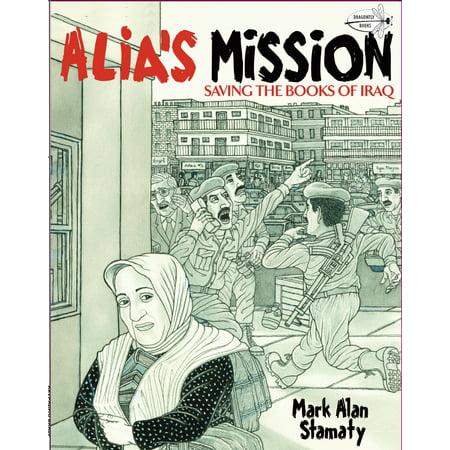 Alia's Mission : Saving the Books of Iraq