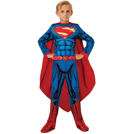 Superman Boys Child Halloween Costume