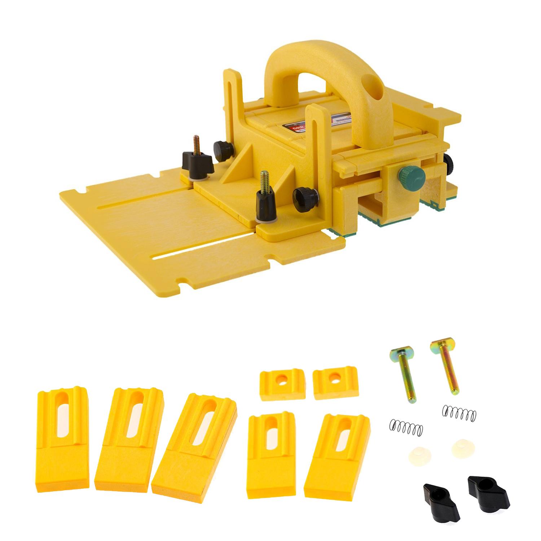 Microjig GRR-RIPPER Advanced 3D Pushblock + Gravity Heel Kit