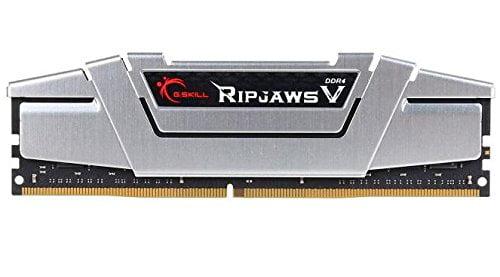 2 x 8GB G.SKILL Ripjaws V Series 16GB 288-Pin DDR4 SDRAM DDR4 2666 PC4 21300