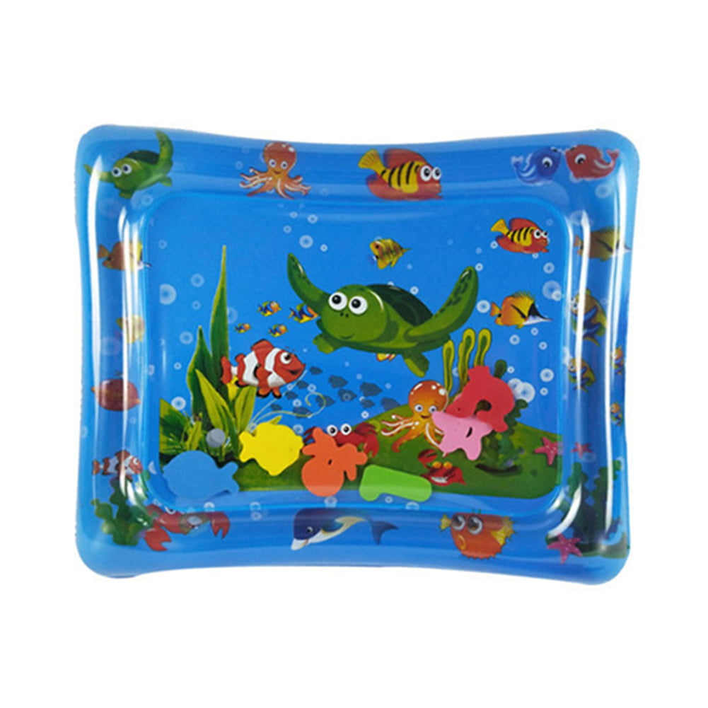 Water Play Mat, Inflatable Infant Baby Toys & Toddlers Fun ...