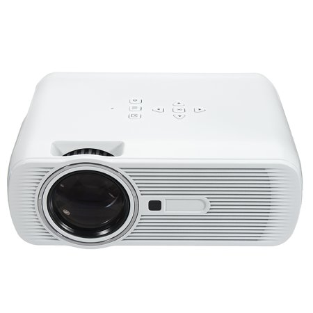 1200 Lumens 4K HD 1080P LED Mini Projector 3D Home Cinema Theater LCD USB AV/VGA Multimedia