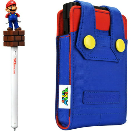 PDP Nintendo Character Kit Mario - Case for game console - for