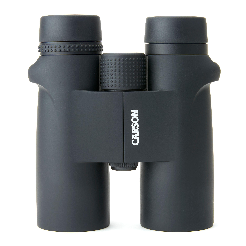 Carson 10x42mm VP Series Full Size Waterproof and Fogproof Binoculars