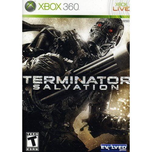 Terminator Salvation - Xbox 360