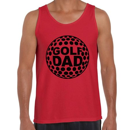 Golf Theme Ideas (Awkward Styles Men's Golf Dad Graphic Tank Tops Black Sport Dad Father`s Day Gift)