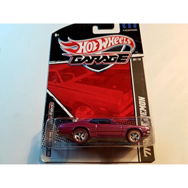 Hot Wheels Garage Series 71 Dodge Demon
