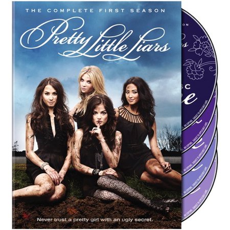 Halloween Episode Pretty Little Liars (Pretty Little Liars: The Complete First Season)