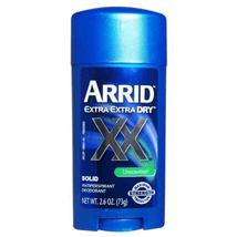 Deodorant: Arrid