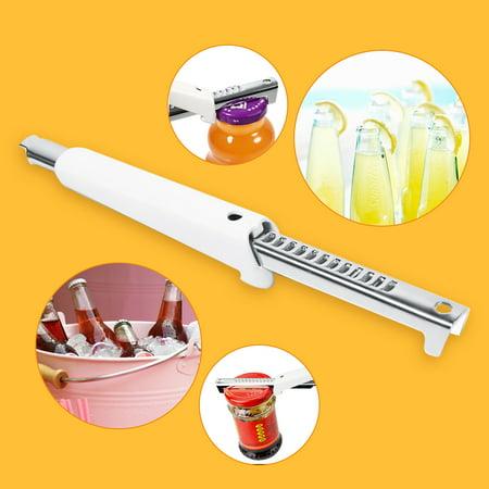 Garosa Ouvre-bouteille ouvre-porte, outil de cuisine manuel professionnel réglable en acier inoxydable pratique - image 11 de 11
