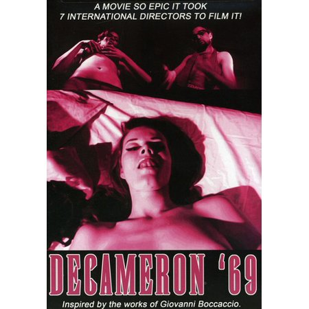 Decameron 69 DVD