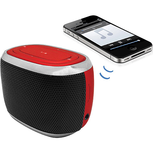 Hype Mini Capsule Bluetooth Speaker, Assorted Colors