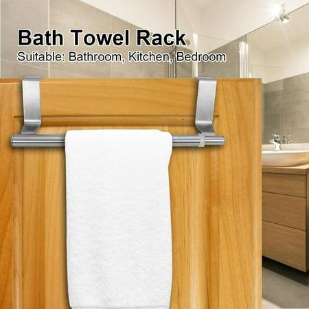 Rdeghly Stainless Steel Retractable Bath Towel Rack Double Single Bar Bedroom Towel Shelf Bath Towel Rack Towel Rack Walmart Canada