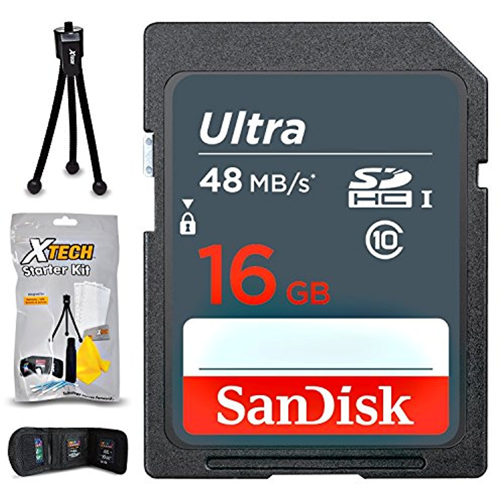 SDHC 2 Pack Memory Cards Canon PowerShot SX620 HS Digital Camera Memory Card 2 x 16GB Secure Digital High Capacity