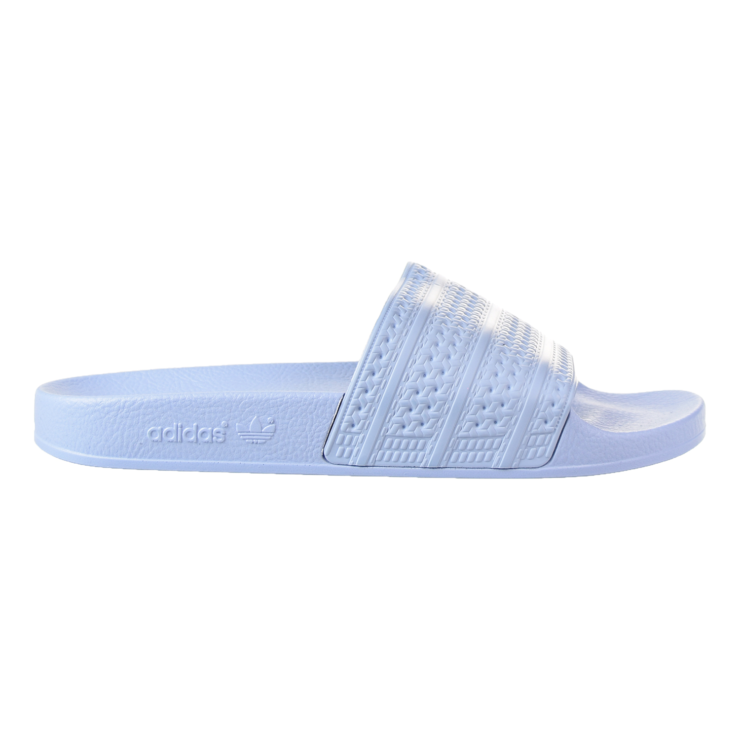 Adidas Adilette Men's Slides Colour Easblu Easblu ba7539 by Adidas