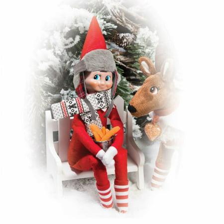 Elf on the Shelf(R) Claus Couture Polar Pattern Set