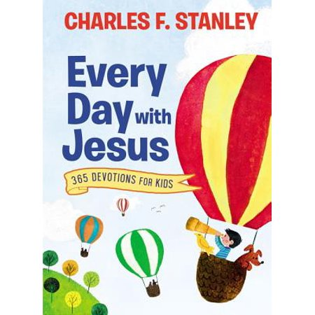 Every Day with Jesus : 365 Devotions for Kids - Everyday Is Halloween For Us