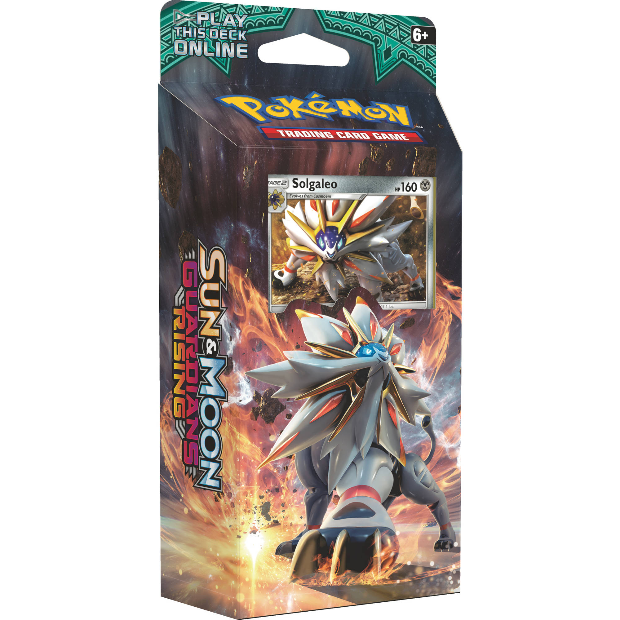 Pokemon Sun and Moon: Guardians Rising Theme Deck by Pokemon