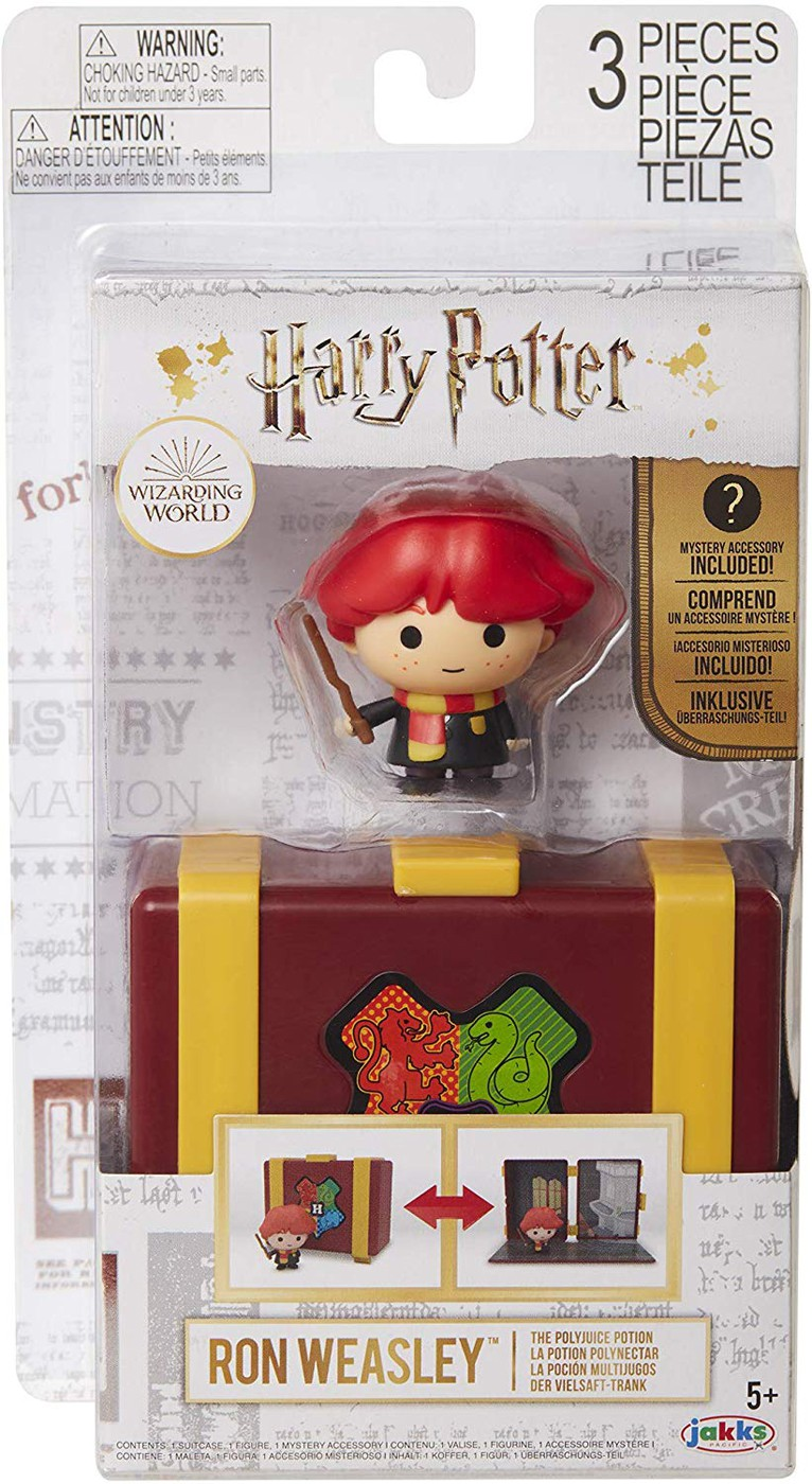 Wizarding World 8 Plush Harry Potter Charm Ron