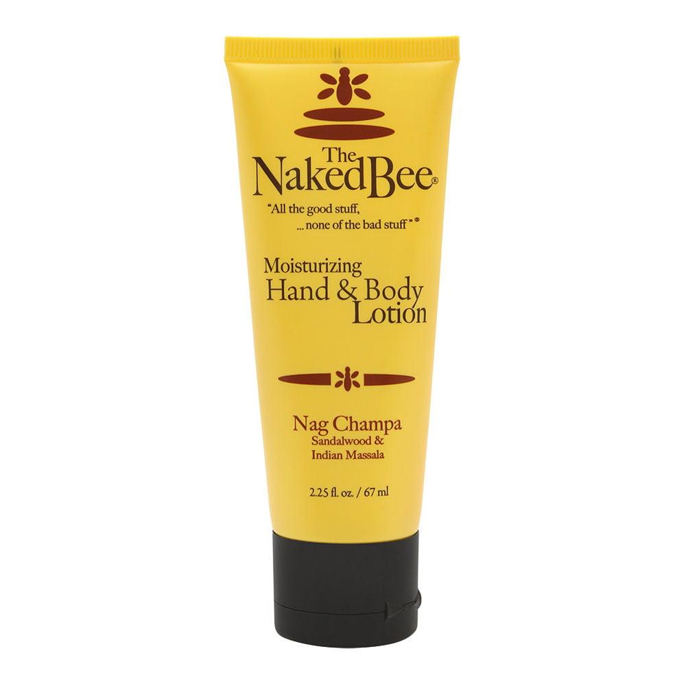 Amazon.com : The Naked Bee Moisturizing Orange Blossom