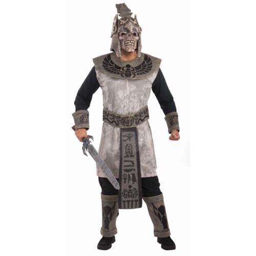 Egyptian Mummy Warrior Costume Mask