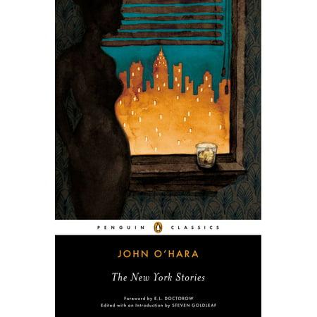 The New York Stories (The New York Stories John O Hara)