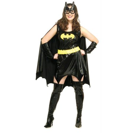 Costumes For All Occasions Ru17441 Batgirl Plus - Costume For Plus Size