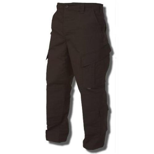 Tru-Spec 1289006 Black Tactical Response Uniform 65/35 Poly-Cotton Pant X-Large